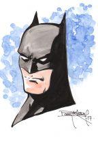 Barry Kitson Original Art ~ Batman Comic Art